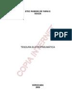TESOURA ELETROPNEUMÁTICA