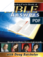 Book of Bible Answers [Volume 1] - By Doug-Batchelor