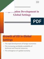 21 - Organization Development in Global Settings (1)