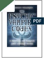 Vampire Codex
