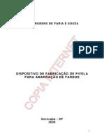DISPOSITIVO DE FABRICAÇÃO DE FIVELA PARA AMARRAÇÃO DE FARDOS