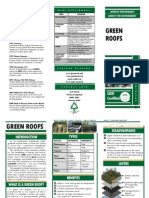 Green Roof Brochure - EnGL202C