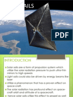 Solar Sails Ppt