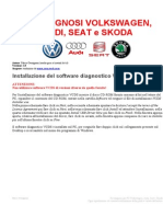 Kit Diagnosi VW, Audi, Seat e Skoda