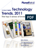 Retail Technology Trends-2011