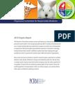 PCRM 2013 Progress Report