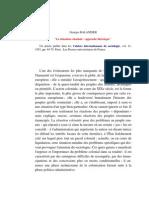 La situation coloniale approche théorique 1951 Georges Ballandier.docx