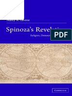 Levene - Spinozas Revelation