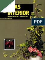 D G Hessayon - Plantas de Interior