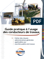 Guide Conducteurs