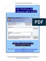 CURSO PRÁTICO DE VISUAL STUDIO.NET 2005