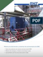 Hochspannungsmotoren Katalog ES