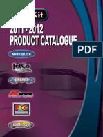 Pro-Kit 2011 - 2012 Product Catalogue