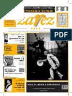 časopis ZAREZ 083 (bcHs)