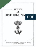 Revista de Historia Naval Nº17. Año 1987