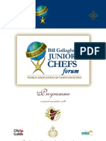 Junior Chefs Program