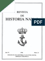 Revista de Historia Naval Nº23. Año 1988