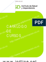 Catalogo Cursos ISD Cast