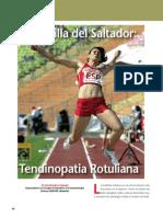 David Lopez Capape Rodilla Del Saltador