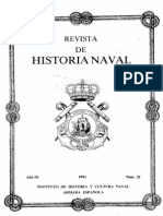 Revista de Historia Naval Nº35. Año 1991