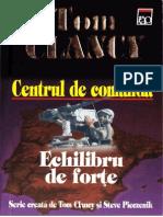 Tom Clancy - Centrul de Comanda - 05. Echilibru de Forte [Ibuc.info]