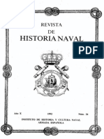 Revista de Historia Naval Nº36. Año 1992