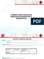 Proyecto Municipal