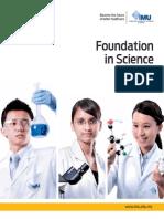 Foundation in Sc