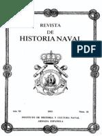Revista de Historia Naval Nº41. Año 1993