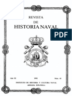 Revista de Historia Naval Nº42. Año 1993