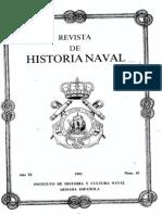 Revista de Historia Naval Nº43. Año 1993
