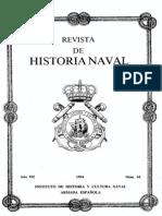 Revista de Historia Naval Nº44. Año 1994
