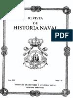 Revista de Historia Naval Nº45. Año 1994