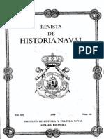 Revista de Historia Naval Nº46. Año 1994