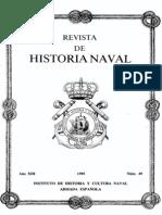 Revista de Historia Naval Nº49. Año 1995