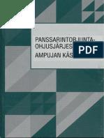 Panssarintorjuntaohjusjärjestelmä 83M - Ampujan Käsikirja (1993)