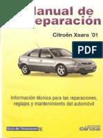 Manual Xsara