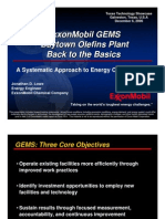 ExxonMobil G-EMS Initiatives BOP Final Ex Notes