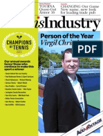201401 Tennis Industry magazine