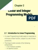 Ch02 - Lpilp Models