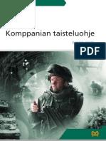 Komppanian Taisteluohje (KOTO 2008)