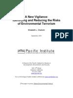 Environmental Terrorism Final
