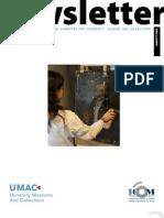 UMAC Newsletter August 2009