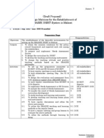 07 SMASSE INSET Malawi Pilot Programme Progress Report II Annex 5