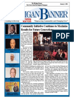 The Michigan Banner January 1, 2014 Edition