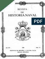 Revista de Historia Naval Nº52. Año 1996