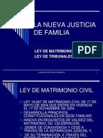 La Nueva Justicia de Familia.talca