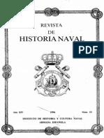 Revista de Historia Naval Nº53. Año 1996