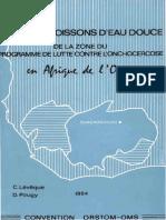 Guide Des Poissons d'Eau Doucede La Zone Duprogramme de Lutte Contre l.onchocercose