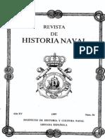 Revista de Historia Naval Nº56. Año 1997